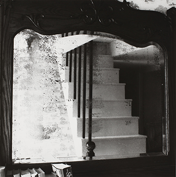 Reenie Schmerl Barrow (American) Port Clyde Hotel, 1992. Silver print. Gift of Samuel Charters and Ann Charters.