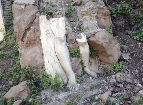 Charles Hagan sculpture