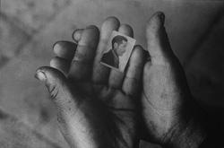 Vera Lenz, Missing Relative, Ayacucho, Peru, 1984, photograph