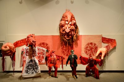 bread and the puppet theater