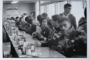 SNCC sit-in at a Toddle House restaurant, Atlanta, 1963