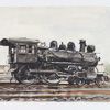 Steaming Ahead: Reginald Marsh Watercolors of Locomotives