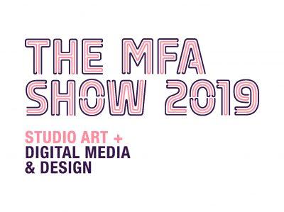 MFA 2019 Show logo