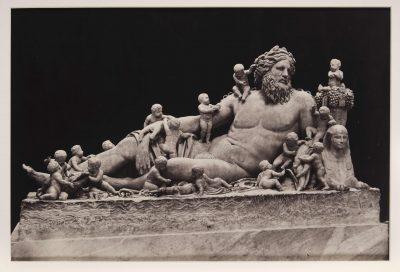 Sculpture, Unknown Italian artist, Hercules Resting (1550-1574), William Benton Museum of Art