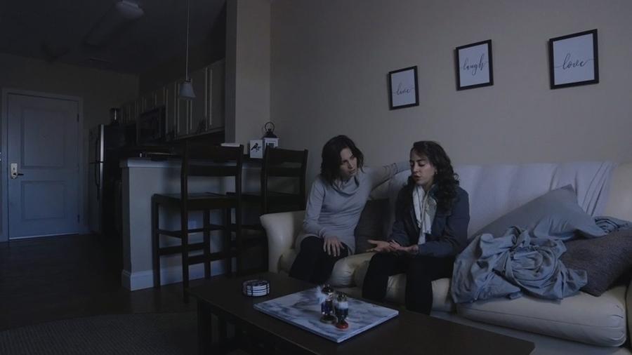 Late Shift (2020). Film still.