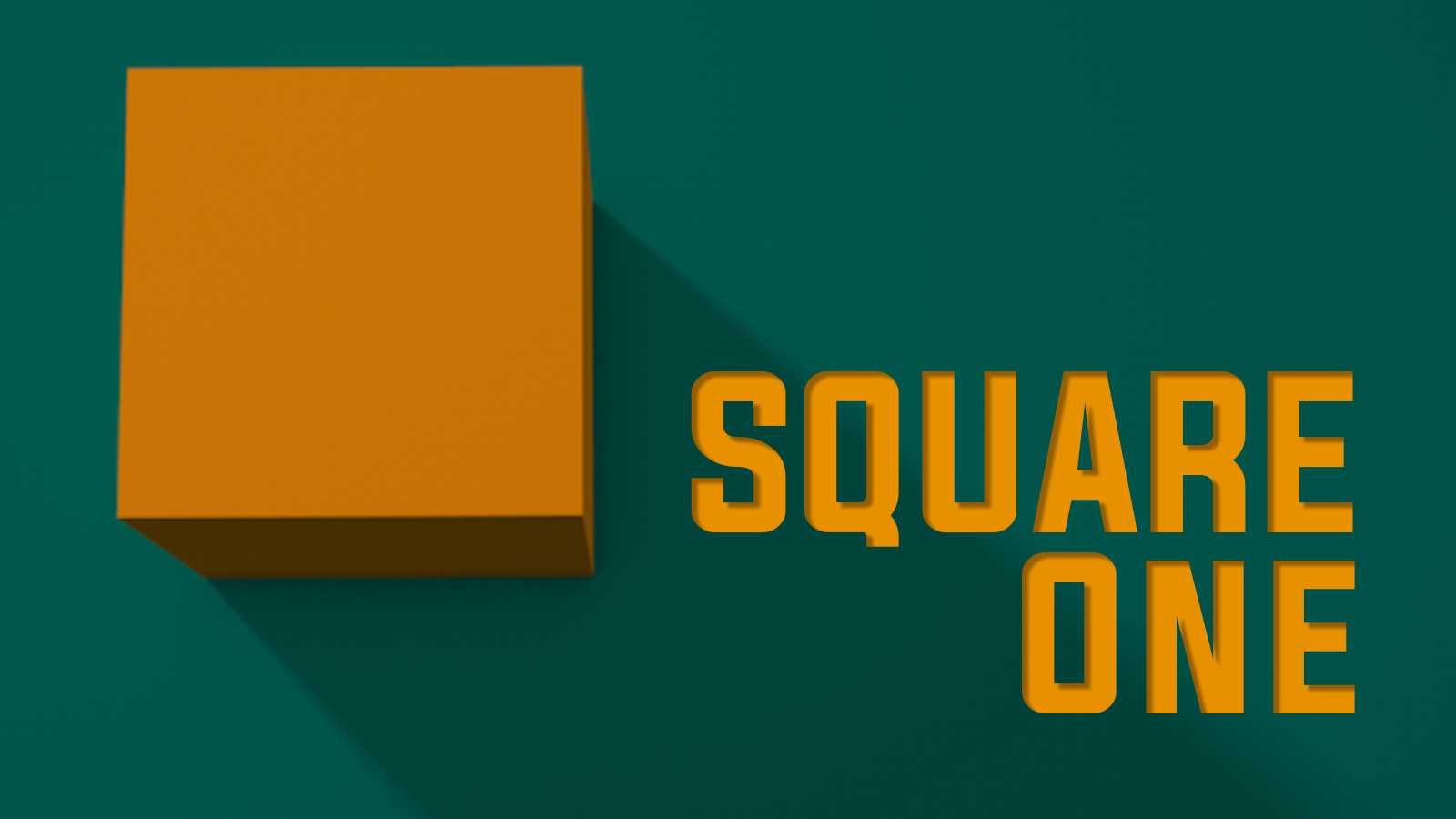 Square one digital media and design logo