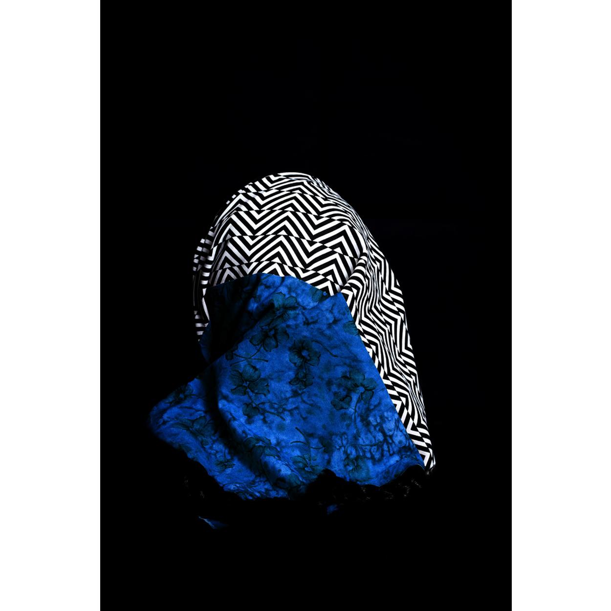 "Makhloot, 2017, Archival pigment print, 27"" x 36""."