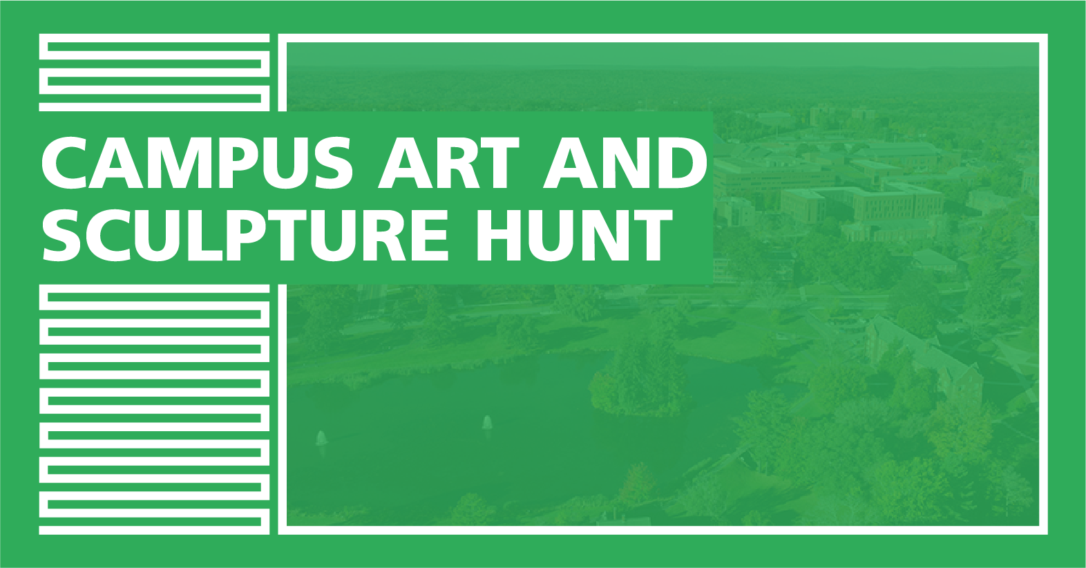 "Cover Image for ""Campus Art and Sculpture Hunt"""