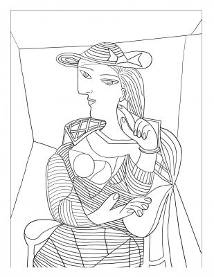 Coloring Pages Color By Number October 2020 The William Benton Museum Of Art