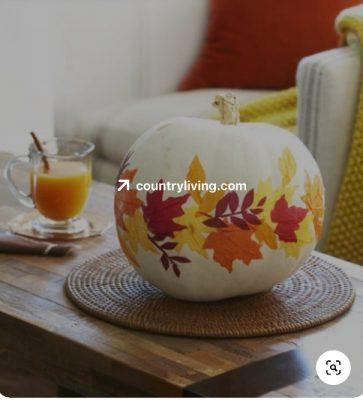 Pumpkin example