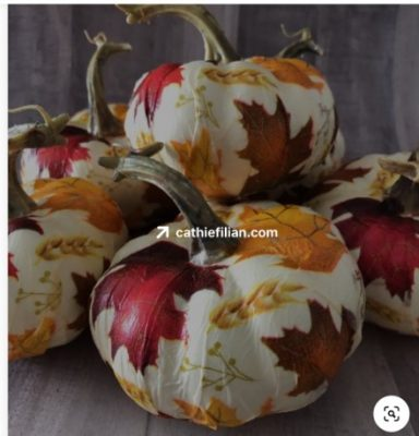 pumpkin decorating example 3