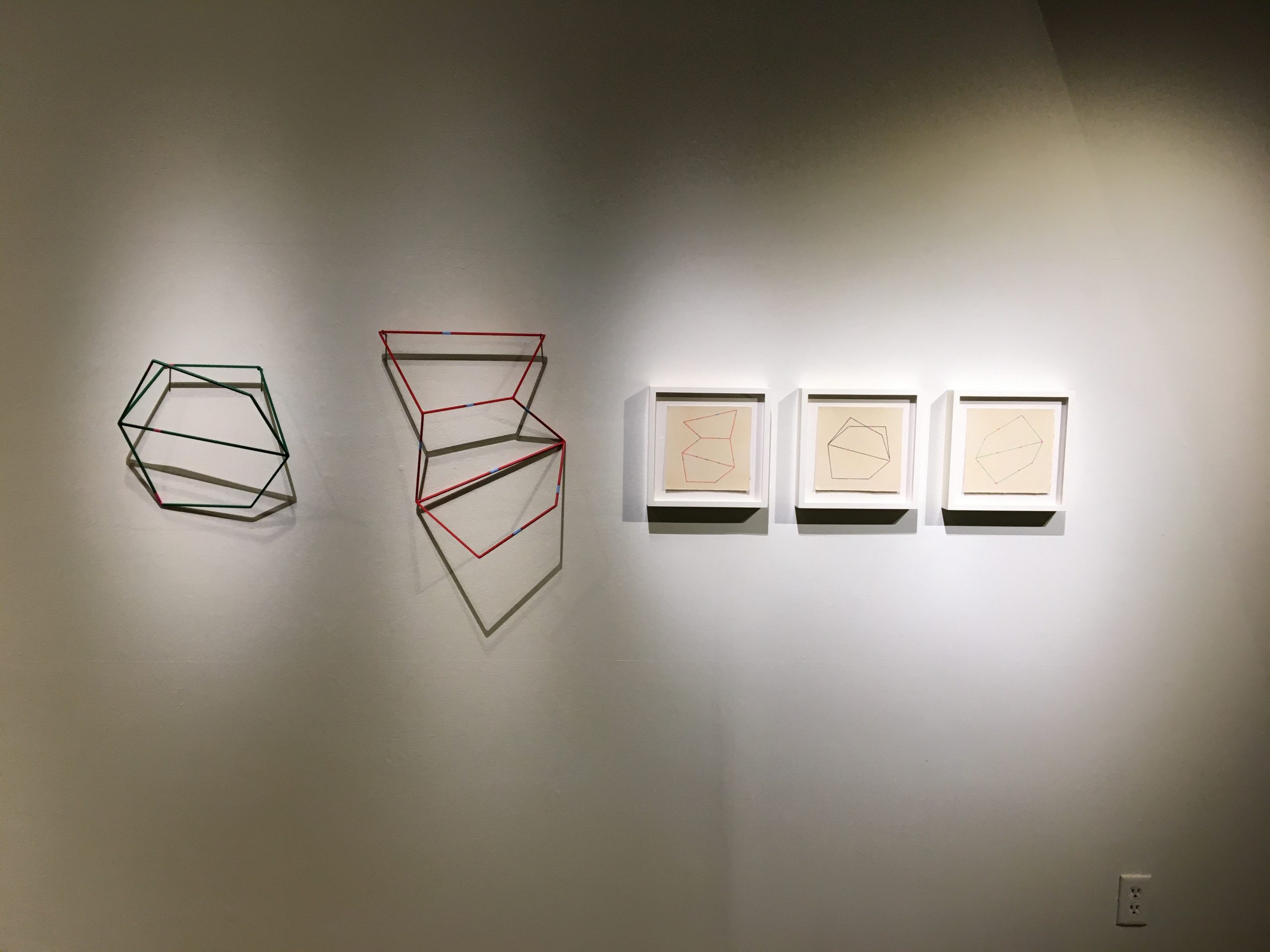 photograph of installed work by John Richardson