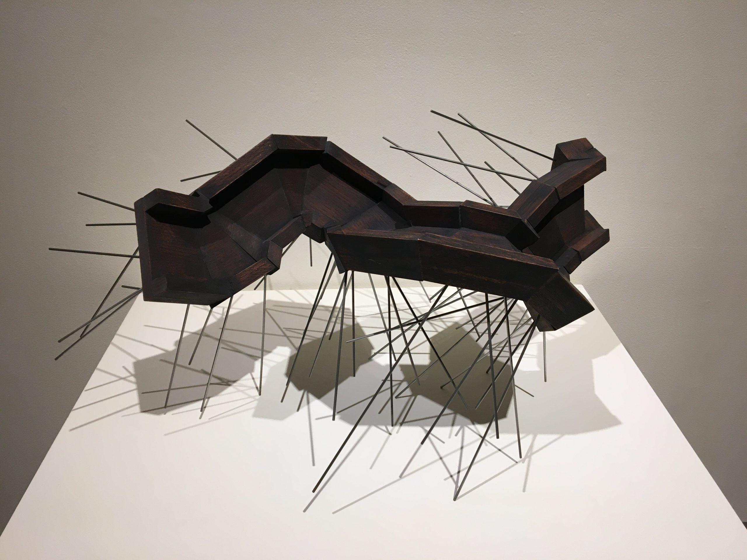 sculpture by Chris Sancomb