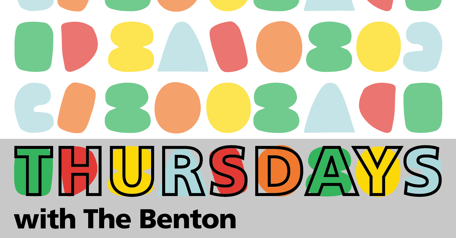Thursdays with The Benton