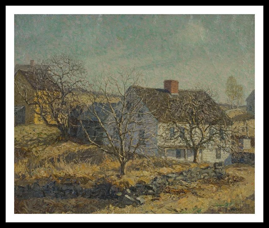 Wilson Henry Irvine (American, 1869-1936)