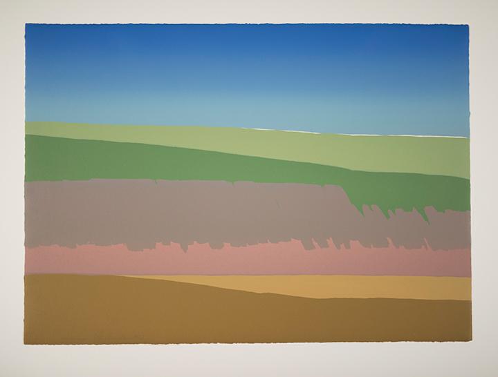 George Bunker, Landscape