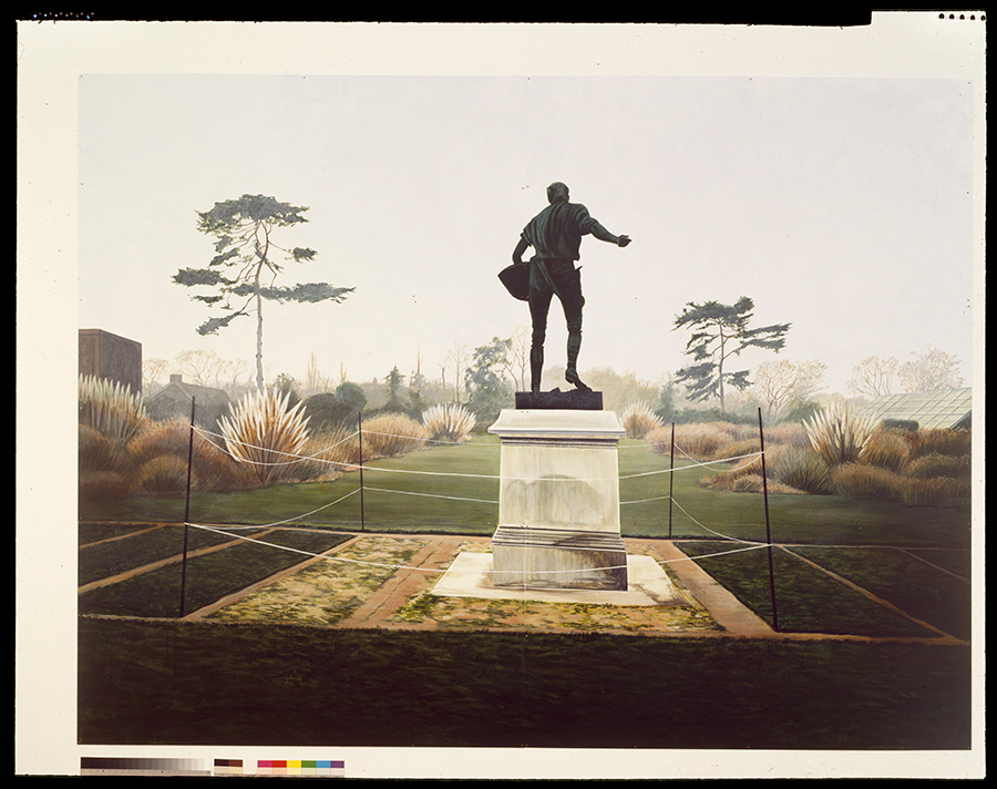 Peter Waite, Sower (Kew Gardens)