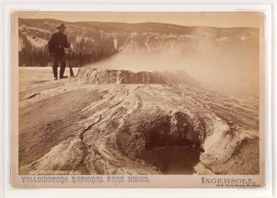 """Devil's Punch Bowl #129, by Truman Ward Ingersoll"