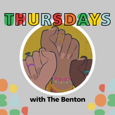 Thursdays With The Benton, Oct 15 event logo