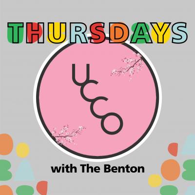 Thursdays With The Benton Event Logo