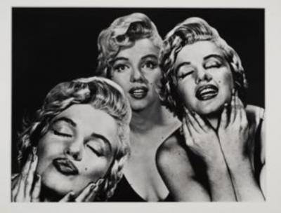 The True Marilyn (from HALSMAN / MARILYN by Philippee Halsman