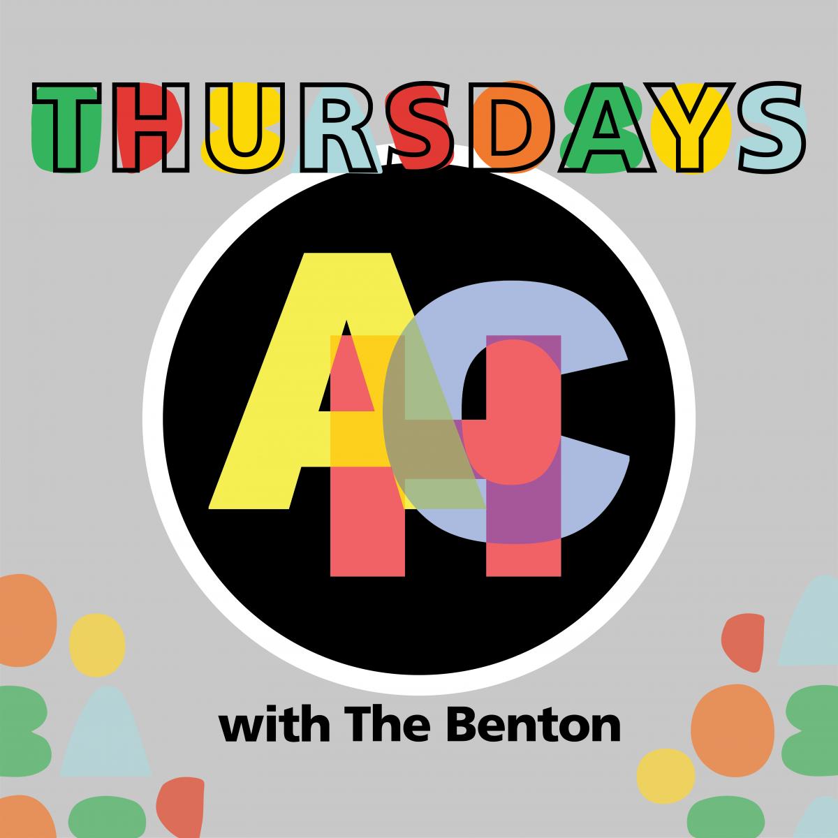 Thursdays with The Benton logo