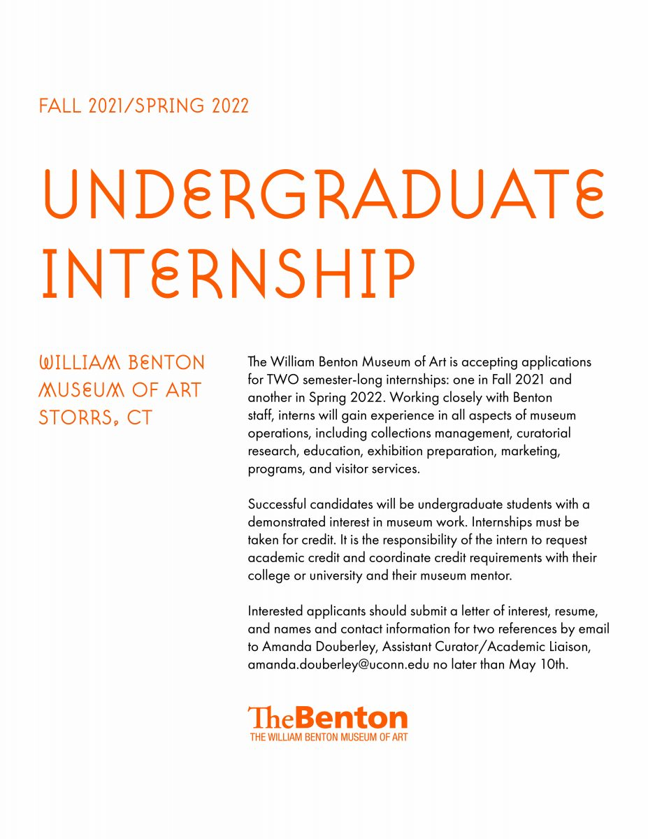 Internship details for Fall 21 and Spring 22