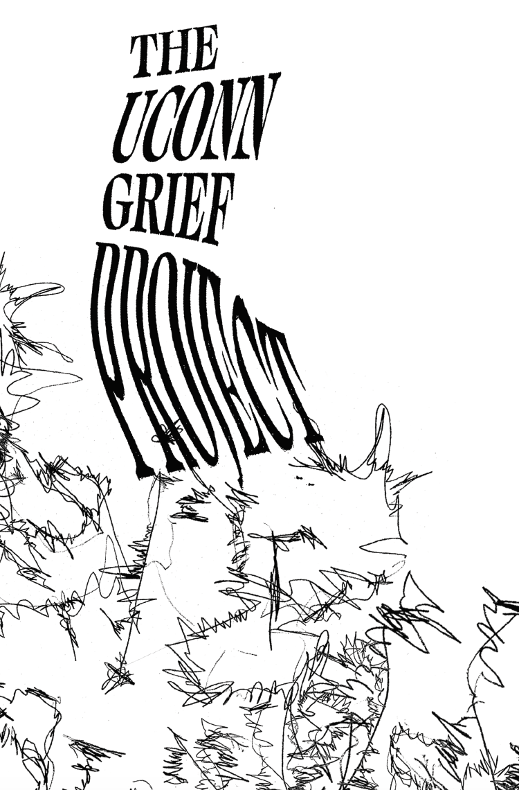 The UConn Grief Project Zine