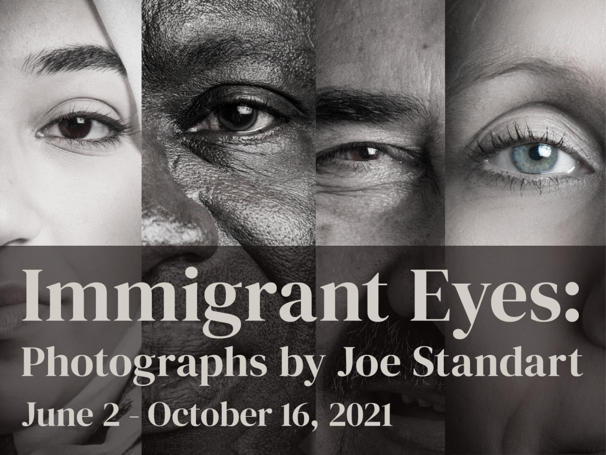Link to Immigrant Eyes: Photograph by Joe Standard
