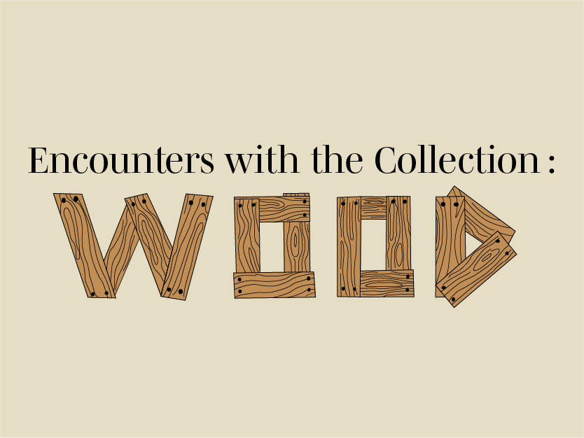 Encounters with the Collection: Wood